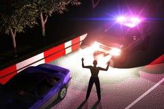 арестование стоковые фотографии rf