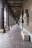Аркада квадрата Szeged в Венгрии Стоковое фото RF