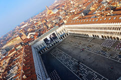 Аркада Сан Marco - Венеция Стоковые Фото
