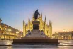 Аркада del Duomo - Милан стоковое фото