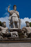 Аркада del Popolo Стоковые Фото