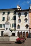 аркада paolo friuli cividale del diacono Стоковое Изображение RF