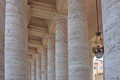 аркада pietro san колоннады Стоковое фото RF