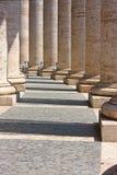 аркада pietro san колоннады Стоковое Фото