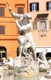 аркада rome navona Италии Стоковые Фотографии RF