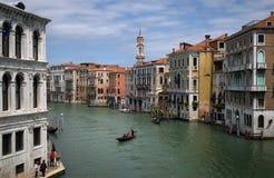 аркада san marco Италии канала зодчества грандиозная venetian Италия стоковое фото rf