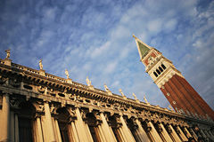 аркада san marco стоковые фотографии rf