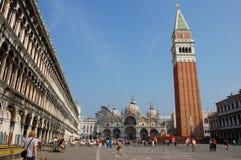 аркада san venice di marco стоковые фото