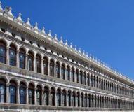 аркада san venice marco Стоковые Изображения RF