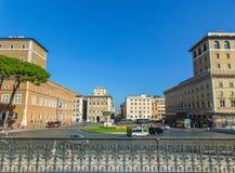 Аркада Venezia, Рим - Италия стоковое фото rf