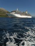 Аркадия 1 туристического судна Стоковое Фото