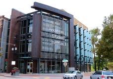 Арканзас изучает портал института и исследования ASI Стоковые Изображения RF