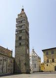 Аркада del Duomo, Пистойя Стоковая Фотография