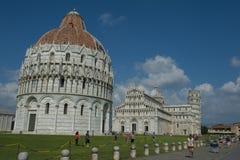 Аркада del Duomo Стоковые Фото