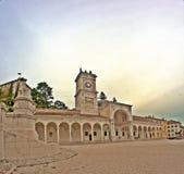 аркада udine libert стоковая фотография rf