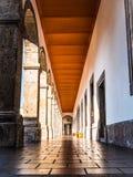 Арка Cabanas Hospicio в Гвадалахаре Халиско Мексике Стоковое фото RF