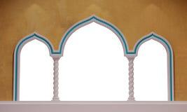 арка oriental Стоковое Изображение RF