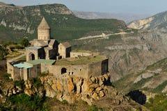 Армения, монастырь Tatev стоковая фотография rf