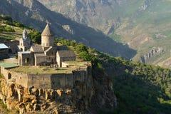 Армения, монастырь Tatev стоковые изображения
