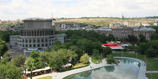 Армения yerevan стоковое фото