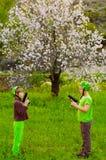 Армия детей Стоковое Фото