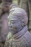Армия терракоты мира известная расположенная в Xian Китае Стоковые Изображения RF