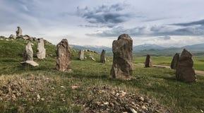 Армянка outdoors стоковое фото
