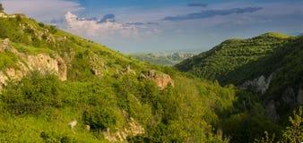 Армянка outdoors стоковое изображение