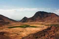 Армянская деревня Стоковые Изображения