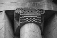 Армянская деталь церков Стоковая Фотография RF