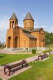 Армянская церковь Стоковое фото RF