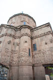 Армянская церковь Achdamar в †«Van Анатолии, Турции Стоковая Фотография