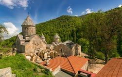армянский скит стоковое фото