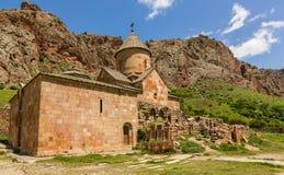 армянский скит стоковое изображение