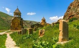армянский скит стоковые изображения