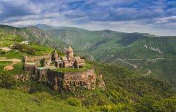 армянский скит стоковое фото rf