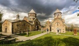 армянский скит стоковые фотографии rf