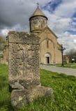 армянский скит стоковая фотография rf