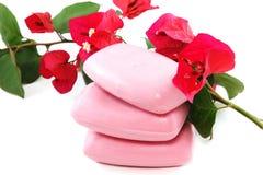 Ароматичное мыло Стоковая Фотография RF