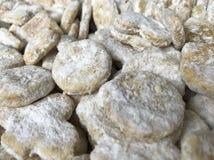 ароматичные специи gingerbread печений рождества выпечки стоковые изображения rf