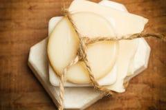 Ароматичные handmade мыла Стоковые Изображения RF