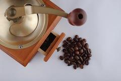 Ароматичный, свеже земной кофе Стоковое Изображение RF