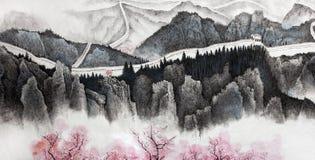 Ароматность весны в горах Стоковая Фотография RF