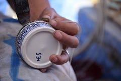 Артефакты Fez, Марокко Стоковые Фото