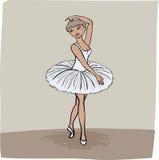 Артист балета Стоковые Изображения RF