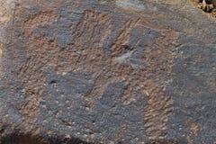 Археологический и граффити на камнях Стоковое Изображение RF