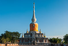 Археологическое место будизма Таиланда Стоковые Фото