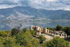 археологическое место Греции стоковые фото