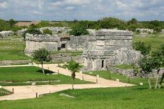 археологическое tulum места Стоковое фото RF