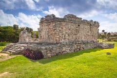 археологическое tulum руин Стоковая Фотография RF